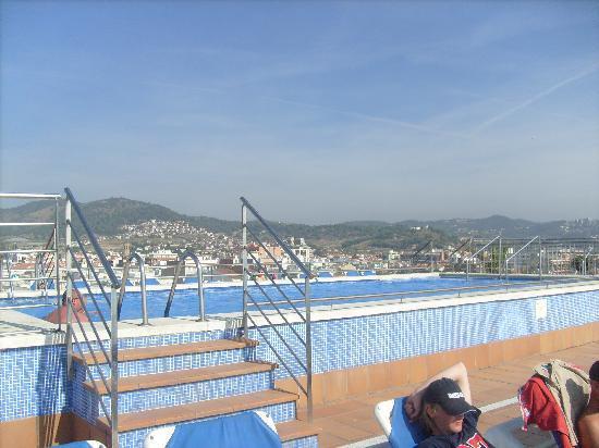 HTOP Royal Sun Suites Superior: la pinda pool