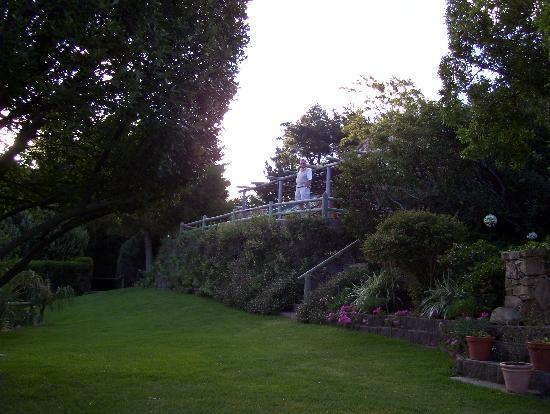 The Tarragon: Gardens