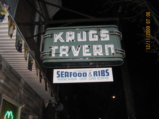 Photo of American Restaurant Krug's Tavern at 118 Wilson Ave, Newark, NJ 07105, United States