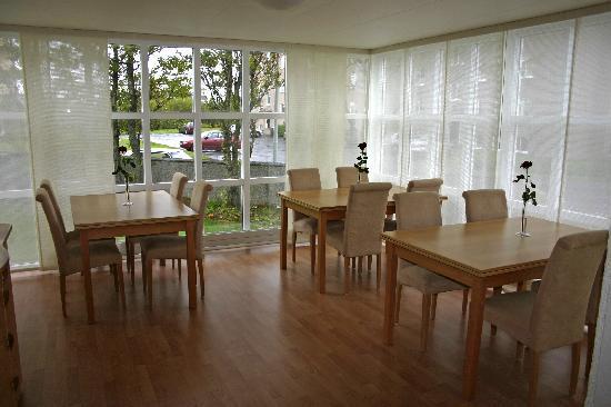Alba Guesthouse: Breakfast room