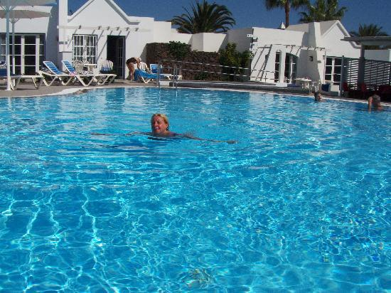 Nautilus Lanzarote: POOL IS GREAT