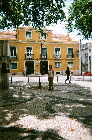 Casa De Sao Mamede: The hotel