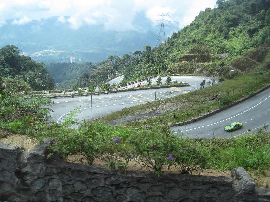 Genting Grand: Road down