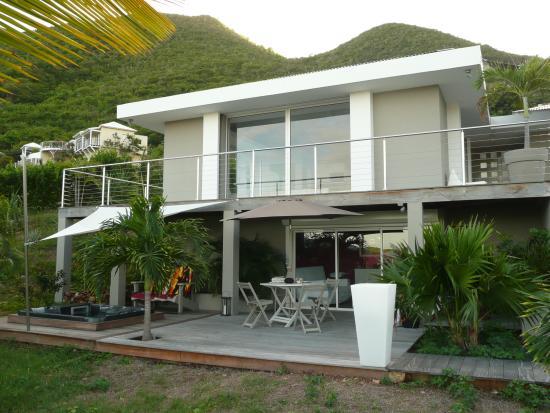 Studio Villa d'O: The villa, studio is the first floor level
