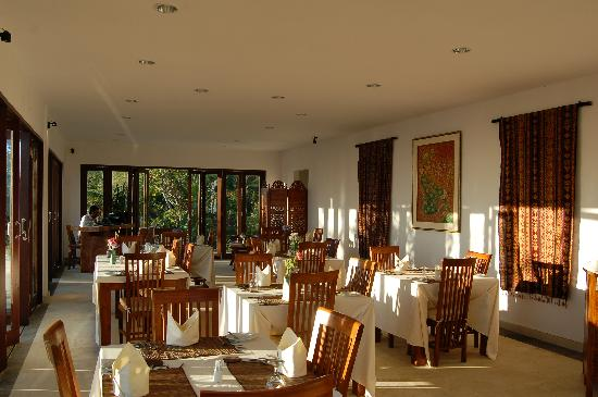 Munduk Moding Plantation: the MiMPi restaurant
