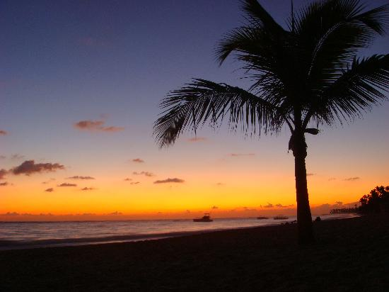 ClubHotel Riu Bambu : Sunrise
