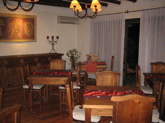 Lares de Chacras : Dining room