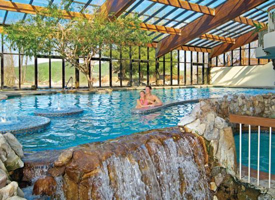 Minerals Hotel: beautiful pool