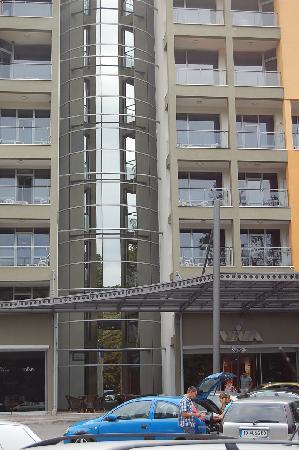 HVD Viva Hotel : Hotel