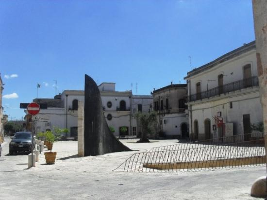 Avetrana, إيطاليا: Avetrana, Italien Piazza principale