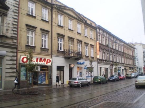 Kadetus Aparthotel: Vores hostel i Krakow: Kadetus. Kan VARMT anbefales.