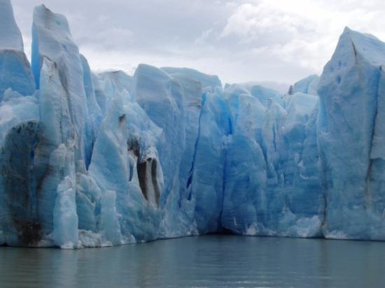 Torres del Paine National Park, Chile: Glaciar Gray, Parque Nacional Torres del Paine.Chile