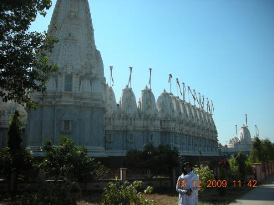 Bhuj, India: 72 JINALAYA JAIN TEMPLE