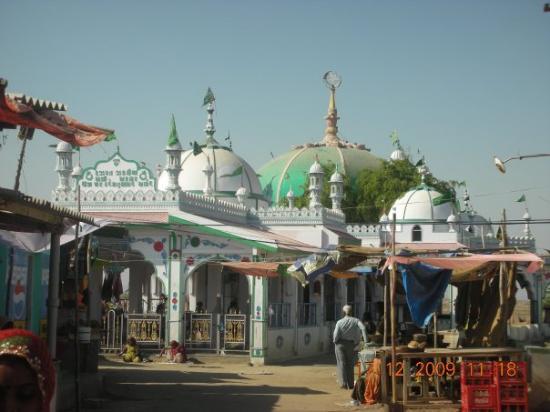Bhuj, Indien: HAJI PIR