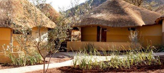 Kwena Chalets - Sun City: Wenna Chalet, al lado de los Cocodrilos