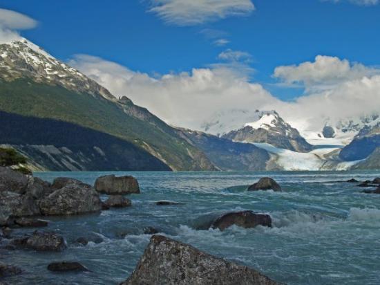 Futaleufú, Chile: Lago leones, XI región, Chile