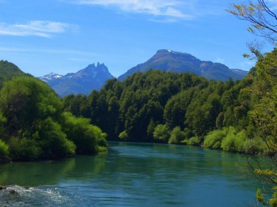 Futaleufu, Chile: Río Futaleufú