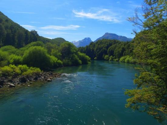 Futaleufu, Χιλή: Futaleufú.