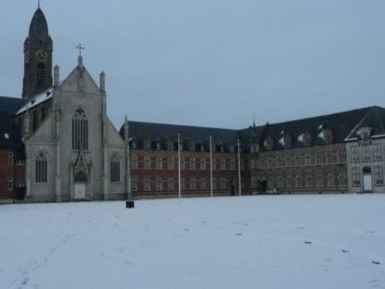 Westerlo, Bélgica: Abbey of Tongerlo - Belgium