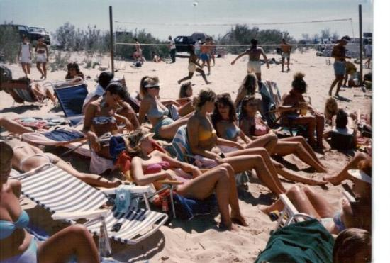 River '88 - 350 people, 151 Kegs, 56% women - Picture of ...