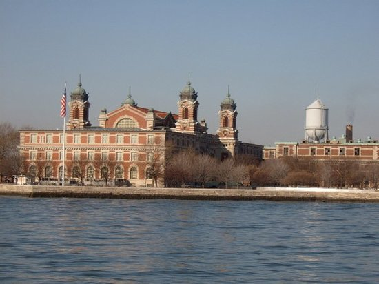 Ellis Island Immigration Museum Photo