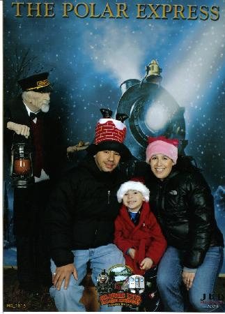 TownePlace Suites Bethlehem Easton: The Polar Express