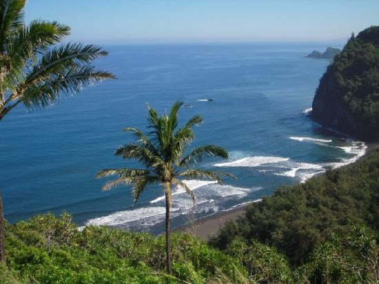 Wyndham Royal Sea Cliff: Pololu Valley Lookout