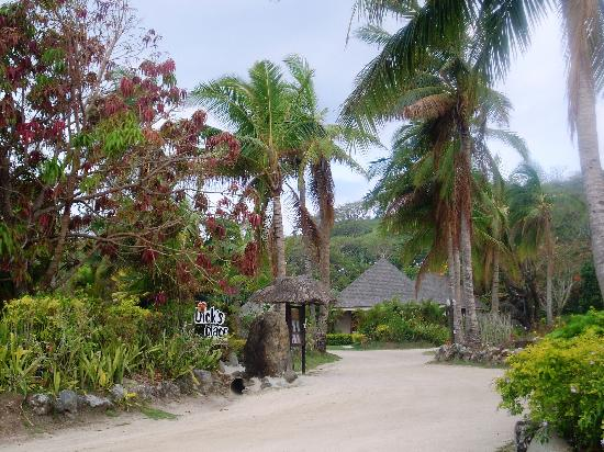 Reef House: Beautifully maintained resort