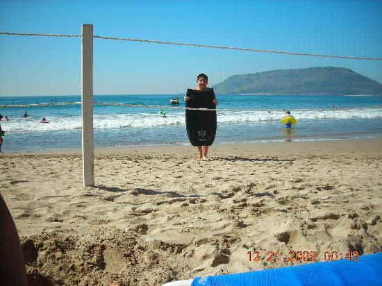 El Cid Granada Country Club: Las playa mas limpia y segura (el cid)