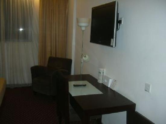 Hotel Grand Central: 部屋