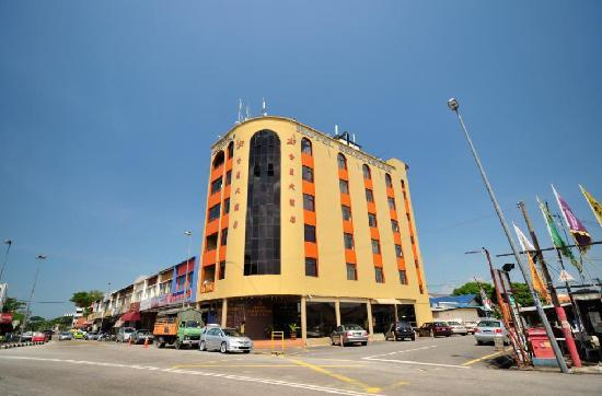 Outlook of SelectStar Hotel