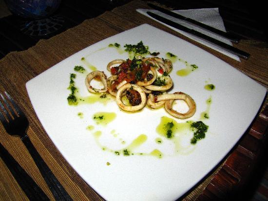 Hotel Villa Romana: Delicious food