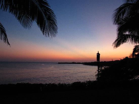 Hotel Villa Romana: Gorgeous sunsets