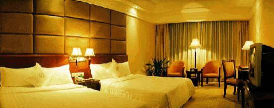 New Taoyuan Hotel (Headquarter): スタンダード ツイン