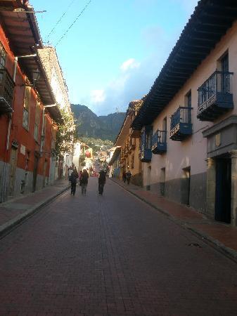 Sofitel Bogota Victoria Regia: El Barrio de la Candelaria, una delicia