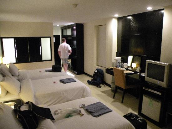Amarin Samui Hotel: Room @ Amarin Victoria Samui