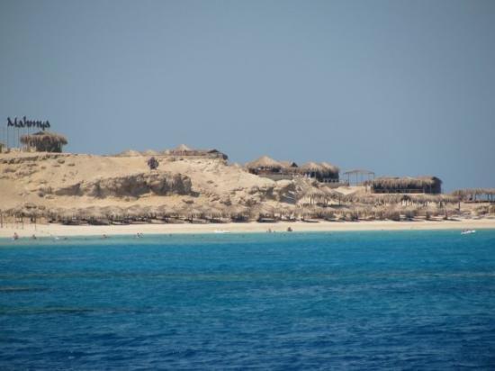 Soma Bay, Egypt: nice beach