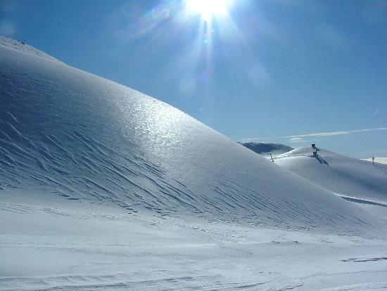 B&B La Giara: un cratère sous la neige