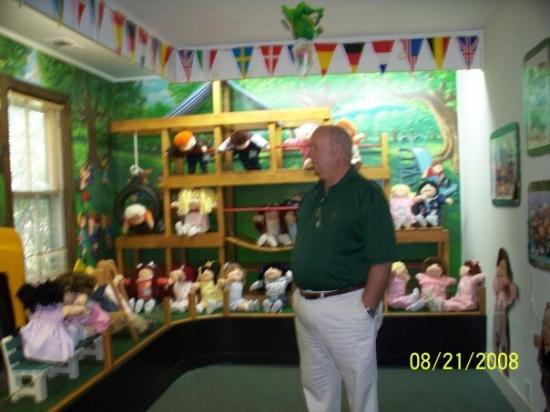 Cleveland, GA: Babyland General - Cabbage Patch Hospital