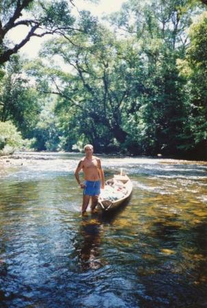 Taman Negara National Park: In 1993 I met up with Ant Hall on his way back to the UK after 18 months of traveling, he sugges