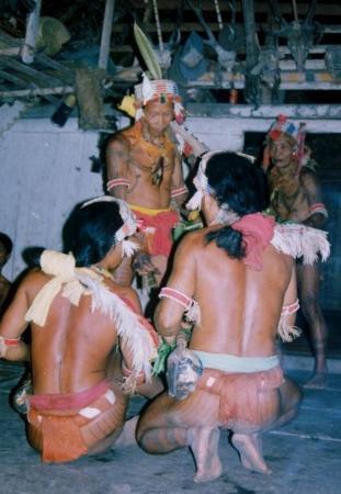 Mentawai Islands: Medicine Men