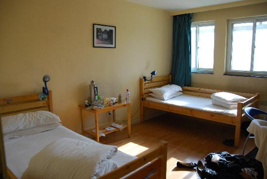 City Central Youth Hostel: Double room w/o private bathroom