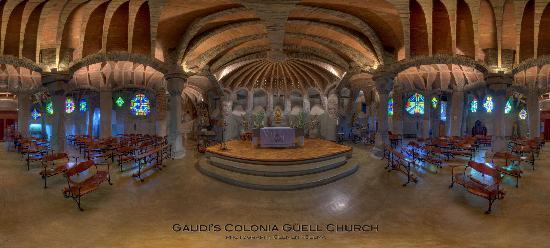 Santa Coloma de Cervello, Spania: Panorama Exterior
