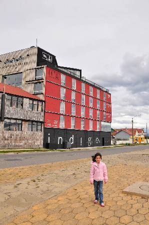 Noi Indigo Patagonia : Vista da beira do canal