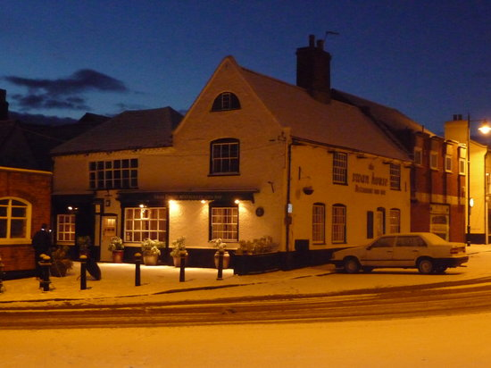 The swan house beccles picture of swan house restaurant for Best boutique hotels east anglia