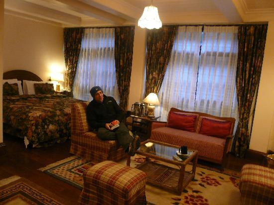 The Elgin, Darjeeling: Room