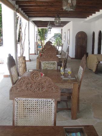 Waterlovers Beach Resort: Restaurant