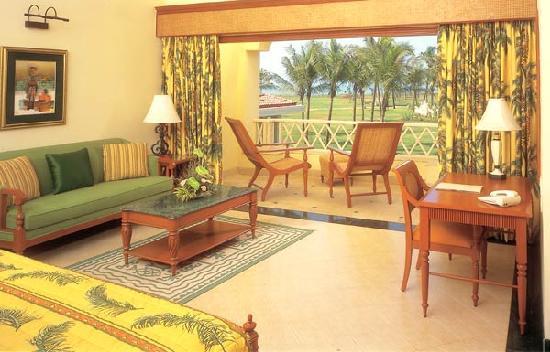 Taj Exotica Goa : rooms
