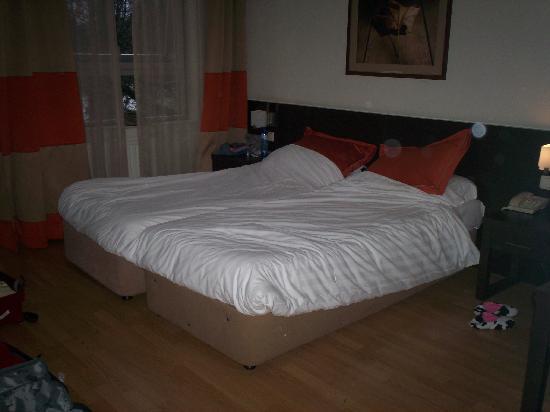 Aalborg Hotel Amsterdam: The room