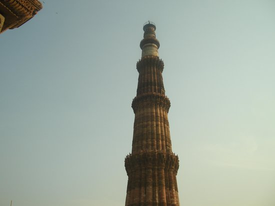 Hotel La Suite: Qutub Minar